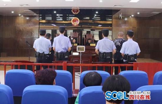 遂宁宣判一围串标案 围串标52个项目涉案12.5亿元