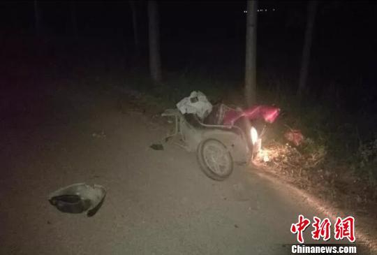 司机肇事致人重伤后挖沟掩埋车辆 两天后落网