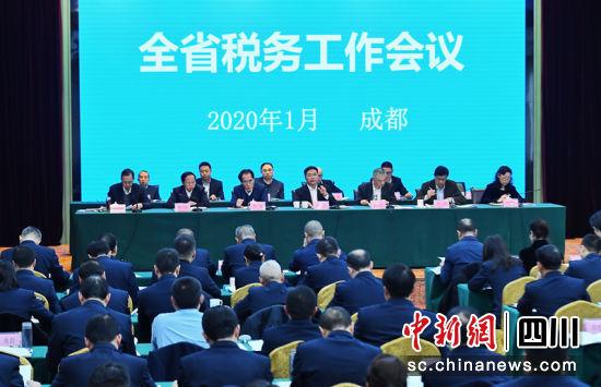 2019年前11月四川新增减税降费619.4亿元