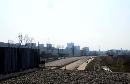 成都淮州湾大桥预计明年可实现全线贯通