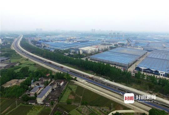 四川首条四改八高速 成彭高速6月30日扩容完工通车