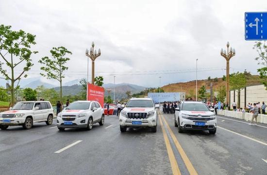 向南!攀枝花仁和区2020年第一批城市道路集中通车