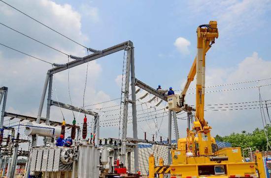 今夏成都电网或有30万千瓦负荷缺口 7千户工商业纳入有序用电