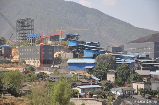 龙蟒佰利拟以50亿元并购四川安宁铁钛