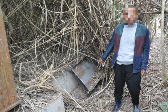 偷了價值20萬的鋼架賣了6000元 資陽兩人被刑拘