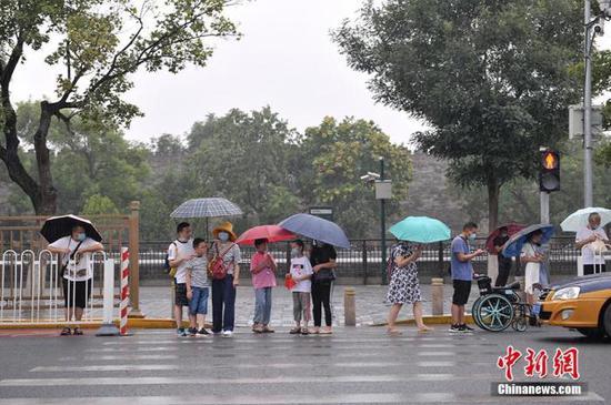 中东部地区将迎降水天气 西北黄淮江淮等地有中到大雨