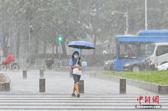 气象局:预计7月有2-3个热带气旋登陆或影响我国沿海