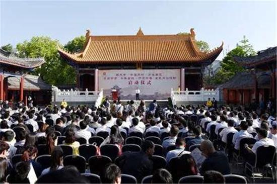 阆中将举行全民阅读活动
