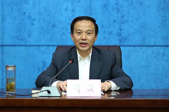 公安部原副部长侍俊调任中央统战部副部长 曾任四川省委常委