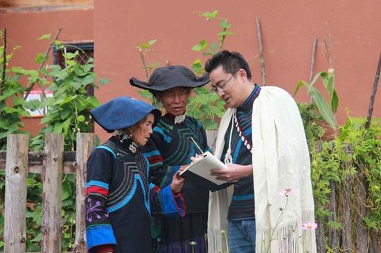 这个村官论坛 凉山这位第一书记交流脱贫新路子致富新办法