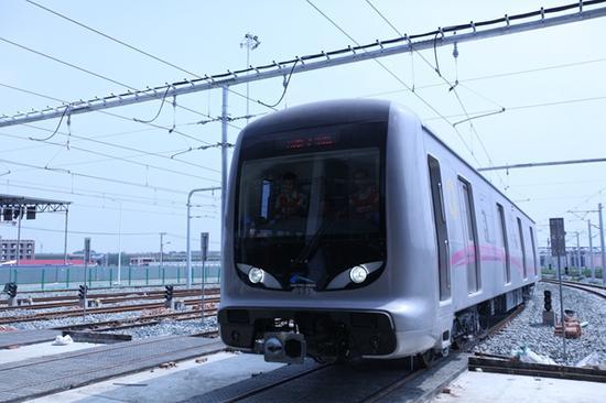 11月4日起 成都地鐵3號線部分列車將在熊貓大道站清客