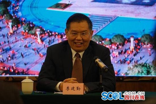 全国首批经济特区媒体来广安采访 广安谋求进一步扩大开放合作