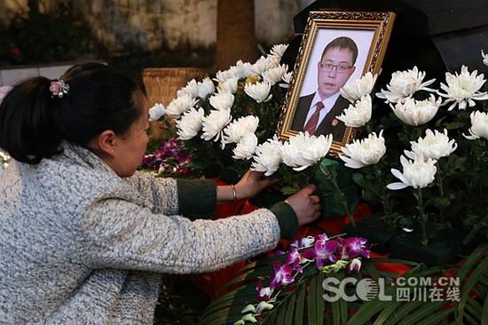 雷波县36岁第一书记病逝一线 村民说他待大伙如家人