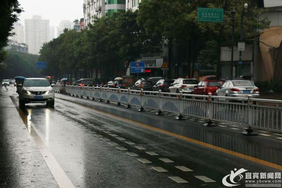 雨一直下 本周宜宾强降雨天气密