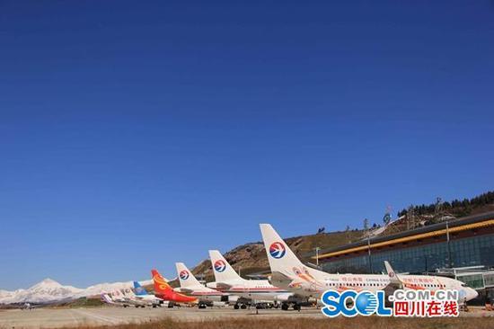 九黄机场8月8日复航 年内陆续恢复北京上海重庆等航线