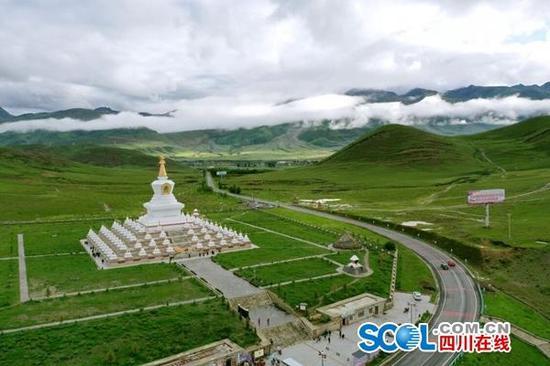 新中国70周年62项公路优秀设计颁奖 四川捧走5个