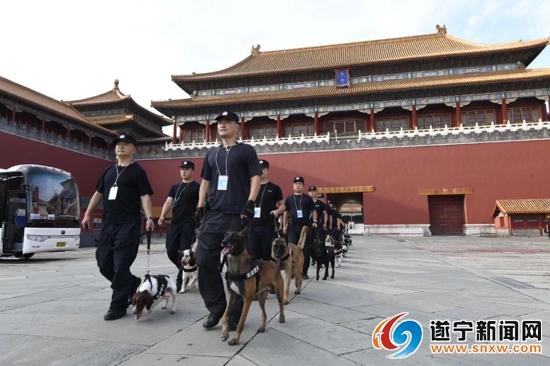 遂宁民警赴京圆满完成2019国庆阅兵安保任务