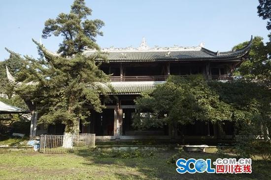 新都龙藏寺