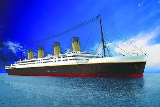 """""""泰坦尼克号""""主体年底建成"""