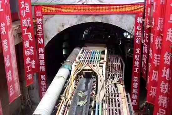 成都地铁最新消息:6、8、9、17、18号线明年竣工