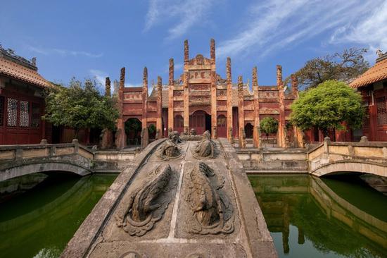 自贡市富顺县被列为省级历史文化名城
