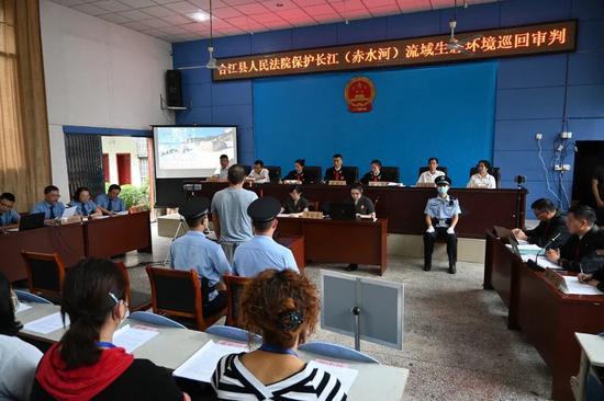 合江法院供图