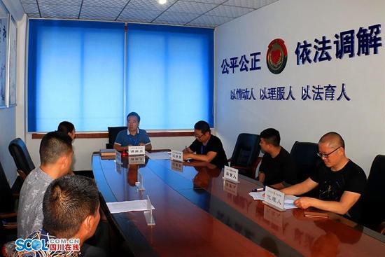 197名员工19年的欠薪 夹江县人民调解化难题