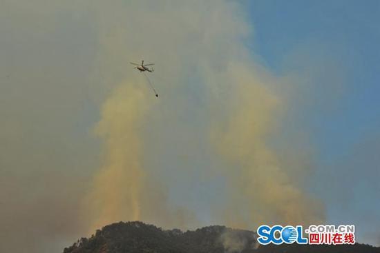 凉山州森林火灾为何多发?西昌山火为何来势汹汹?