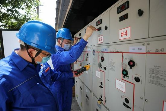 内江上半年工业用电量增速全省第三 折射了哪些信号?