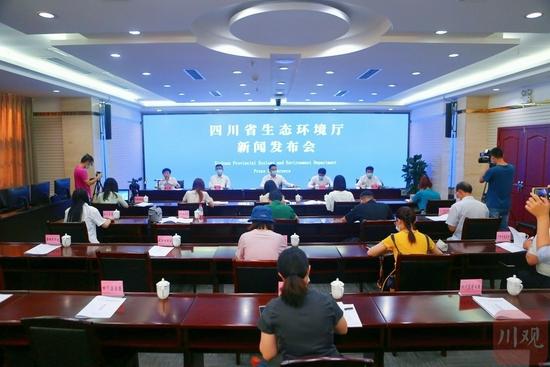 1-6月,四川343个国省考断面水质优良率如何?