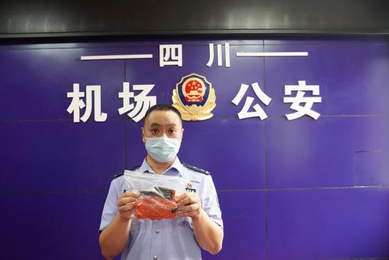 四川首例微型无人机扰乱单位秩序案:一人被行拘