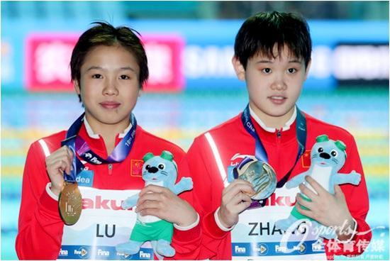 年仅14岁 四川又添一名世界冠军