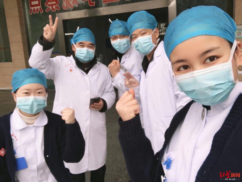 """宜宾江安""""一确两疑""""患者治愈 10位医护人员结束19天隔离"""
