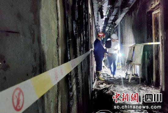 """成都通报""""9·22""""火灾事故 在建工地消防安全不容忽视"""