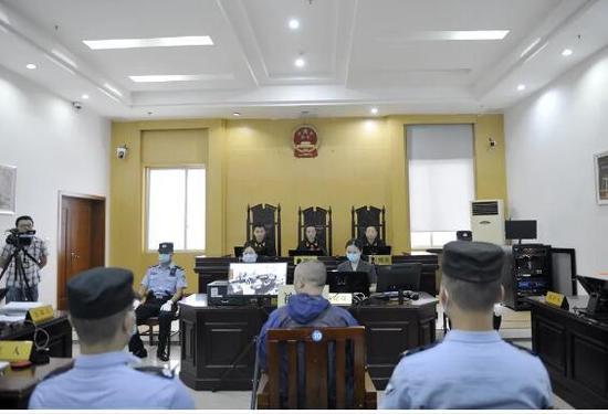 德阳中级人民法院供图