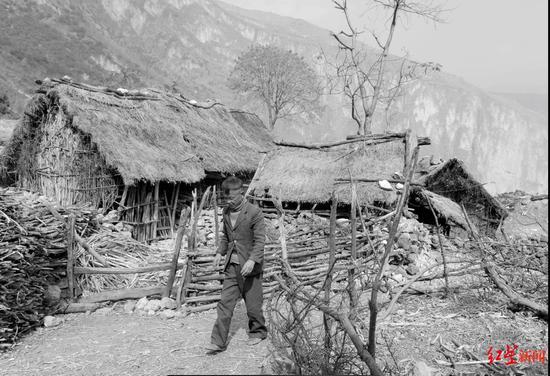 ↑以前的阿布洛哈村