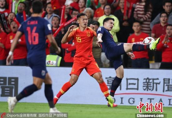 有惊无险获胜,中国队值得被点赞。 图片来源:Osports全体育图片社