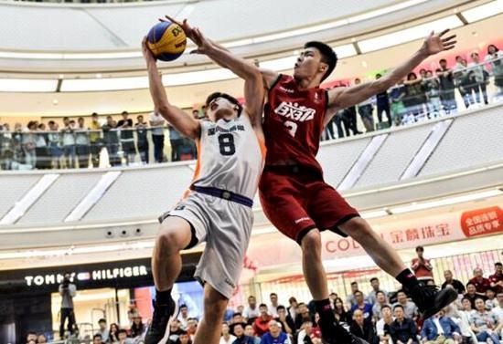 创造历史 成都斩获全国三人篮球俱乐部亚军