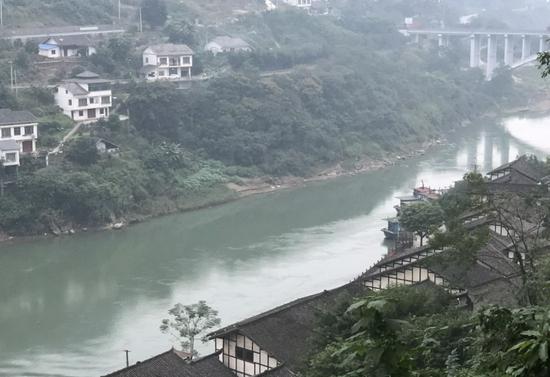 三省共治!赤水河首个乡镇级跨区域保护协议签订