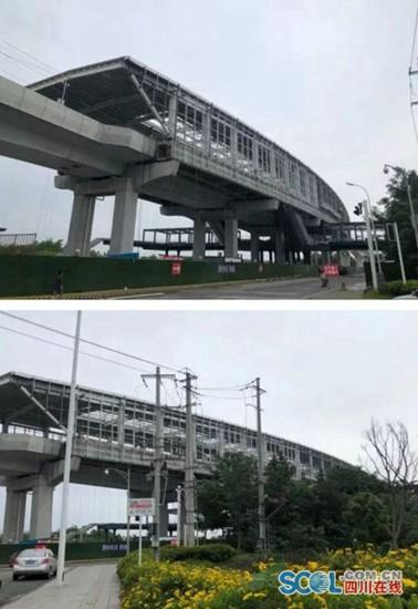 新津人快看!地铁十号线二期建设最新进展