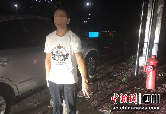 自贡一男子因赌博输钱谎报警情被拘留