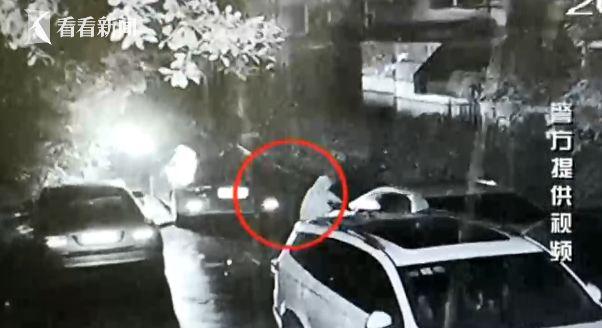 成都男子掰坏多车后视镜 被抓后却称是在维护秩序