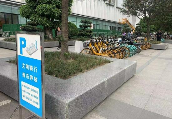 日均騎行約185萬次 成都出臺新規規范共享單車運營服務