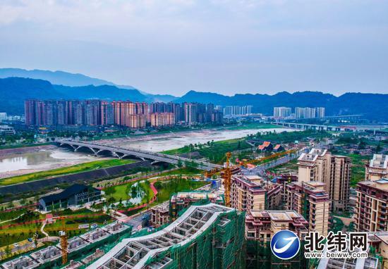 """雅安:加快打造""""四个新城"""" 提升中心城区辐射带动力"""