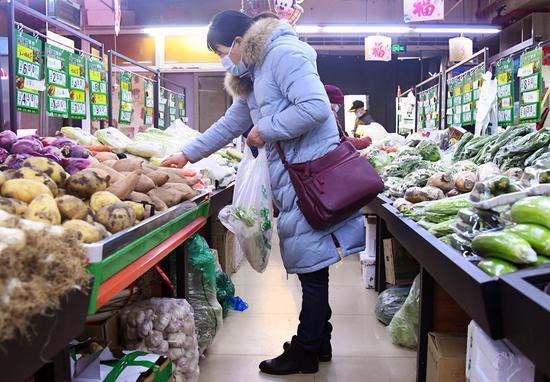"""肉蛋菜为何涨价?春节供给有保障吗?——聚焦百姓关心的""""菜"""