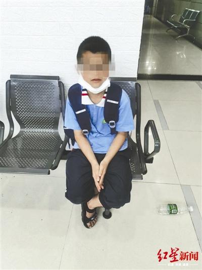 小谭在广州被警方找到