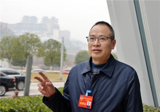 """市规划主管部门负责人李寿喜:做好规划引领 让""""滨江之城""""更具内涵"""