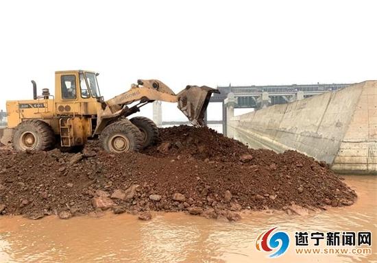 唐家渡电航工程三期围堰成功截流 枯水期将全面拉开项目建设热