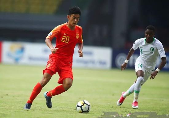 再过5年就能触底反弹?中国足球90一代遭亚洲对手团灭