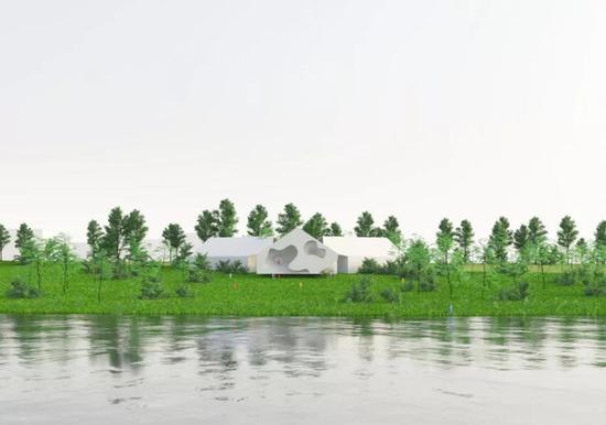兴隆湖畔将再添两处网红打卡地,18个方案你pick哪个?